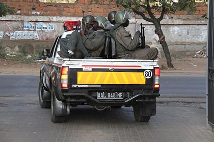 12 белых иностранцев обезглавили в Африке: Преступность: Мир: Lenta.ru