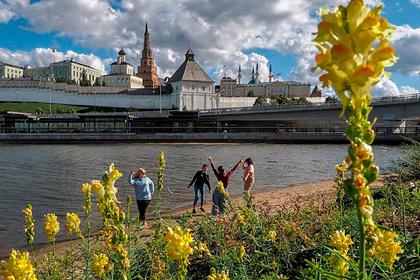 Названы самые чистые города России