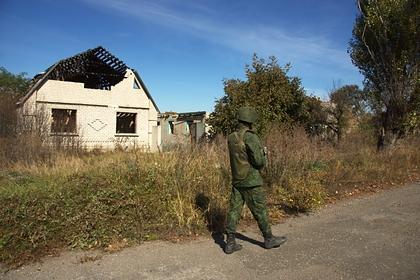 Украина обстреляла территорию ЛНР из миномета и гранатомета: Украина: Бывший СССР: Lenta.ru