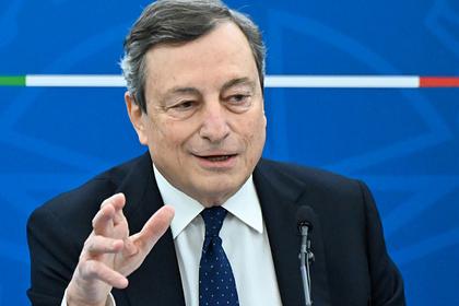 Премьер Италии прокомментировал возможность закупок «Спутника V»: Политика: Мир: Lenta.ru