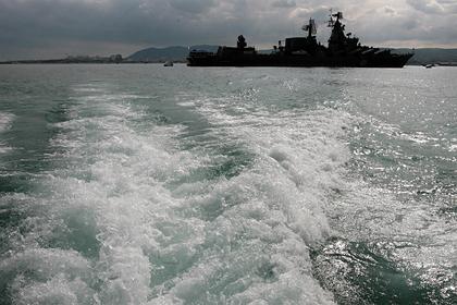Украина обеспокоилась переброской российских военных кораблей в Черное море: Украина: Бывший СССР: Lenta.ru