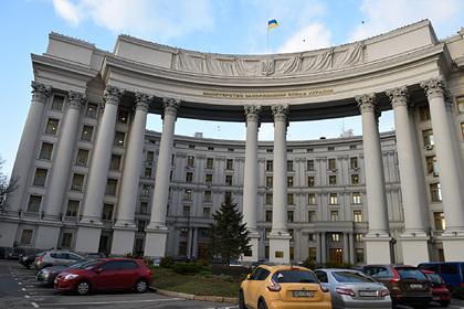 Украина представит новую стратегию внешней политики