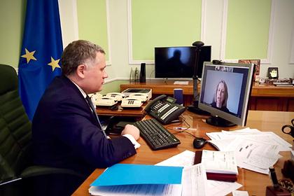 Украина заявила об ожидании военного противостояния с Россией