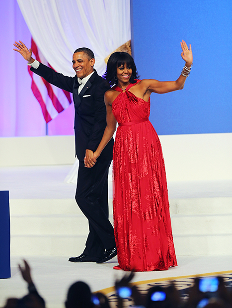 Вторая торжественная церемония инаугурации президента США Барака Обамы, 21 января 2013 года