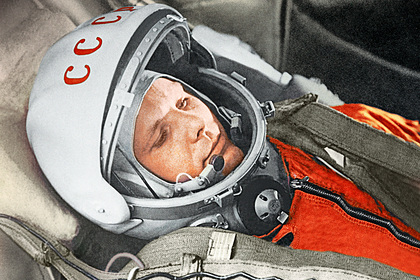 60 лет полету Гагарина: как СССР раньше США отправил человека в космос