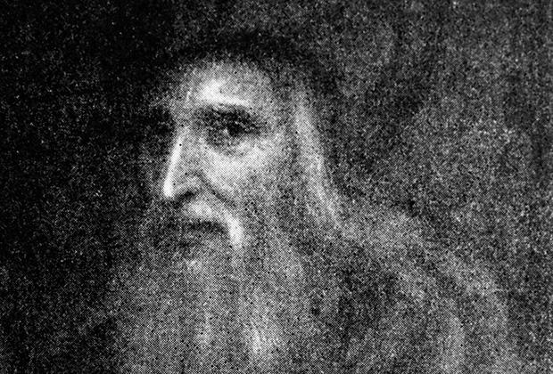 Портрет Леонардо да Винчи, ок. 1500