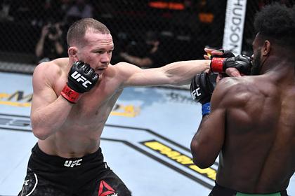 Стерлинг обозначил сроки возвращения в UFC и обратился к Яну