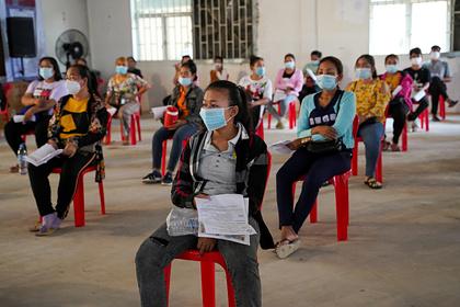 В Китае признали невысокую эффективность своих вакцин от коронавируса