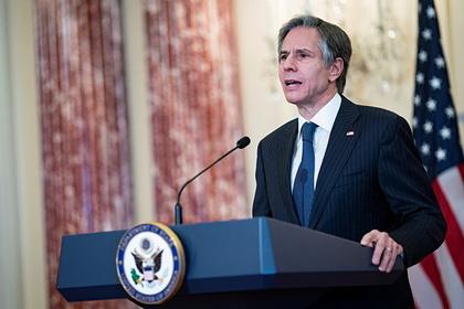 Госсекретарь США обеспокоился действиями России и напомнил о последствиях