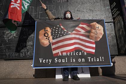 Полицейские убили темнокожего в машине и спровоцировали беспорядки в США