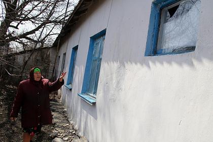 В Донбассе зафиксировали уменьшение числа обстрелов