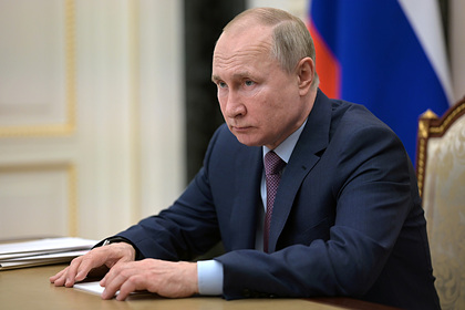 Путин поручил подготовить проекты для инвестирования из ФНБ