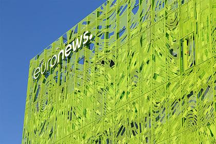 В Белоруссии прекратили вещание Euronews
