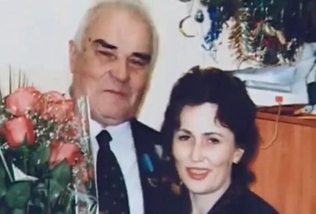 Геннадий Кононов и Ирина Земченкова