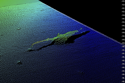 В водах Арктики нашли останки самолета времен Великой Отечественной