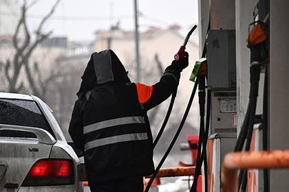 Власти оценили рост цен на бензин в России