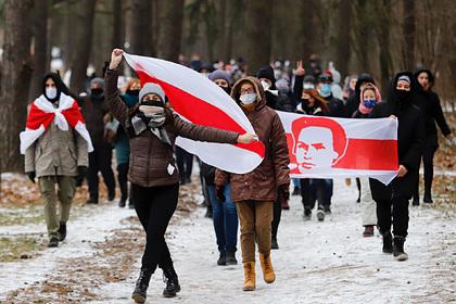 В Белоруссии завели дело о финансировании протестов