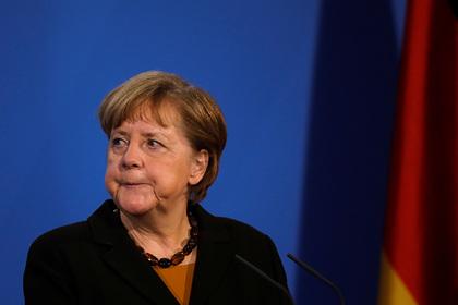 Меркель анонсировала свое последнее выступление в должности канцлера