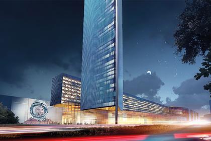 В Москве появится небоскреб-ракета