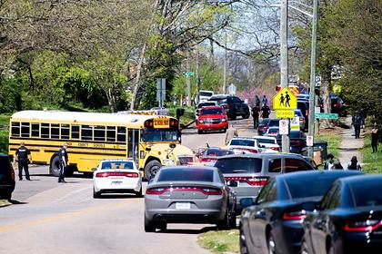Полиция сообщила о жертвах при стрельбе в американской школе