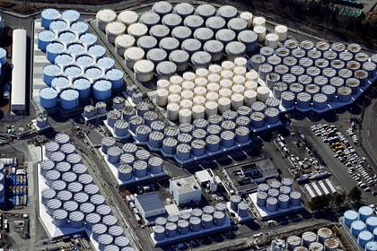 Китай выразил протест Японии из-за решения слить воду с «Фукусимы» в океан