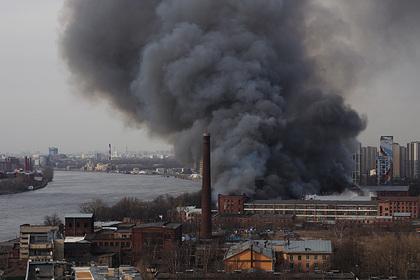 После гибели пожарного на «Невской мануфактуре» задержаны ее руководители