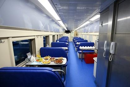 Россияне раскрыли главные проблемы питания в отечественных поездах