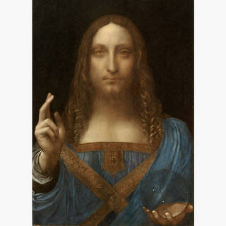«Спаситель мира»  Леонардо да Винчи