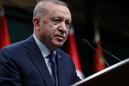 Эрдоган увеличил комендантский час и запретил междугородние поездки в Турции
