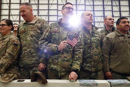 Байден выведет все войска США из Афганистана