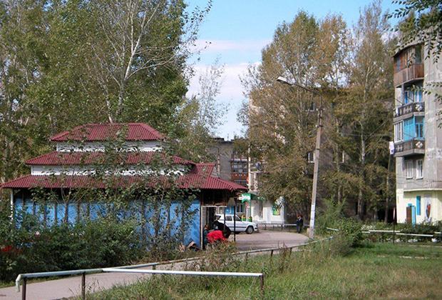 Город Алейск Алтайского края