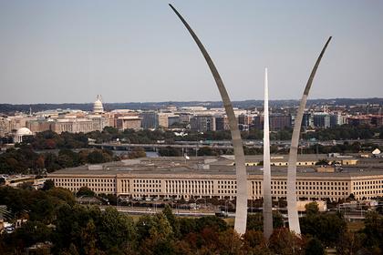 Пентагон объяснил отправку американских военных в Германию