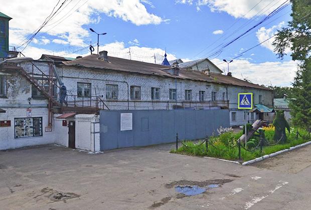 Исправительная колония №3 (ИК-3) «Медведево»