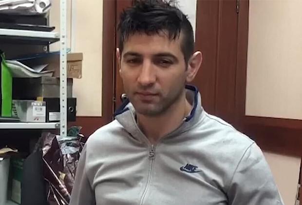 Предполагаемый киллер Матлаб Султанов