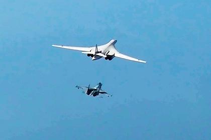 В России рассказали о болтанке Ту-160 и Су-35