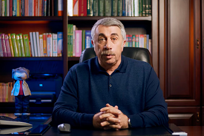 Доктор Комаровский описал свое состояние после вакцинации от коронавируса