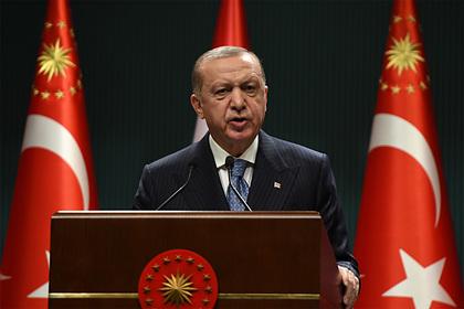 Эрдоган обойдет международную конвенцию с помощью нового канала