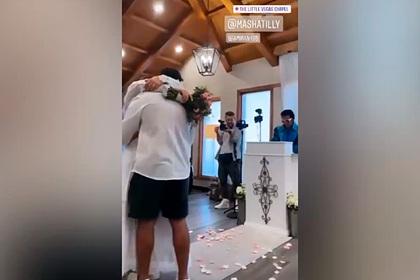 Амиран Сардаров женился на внучке бывшего президента Узбекистана
