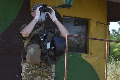Украина взяла под усиленную охрану стратегические объекты на границе с Крымом