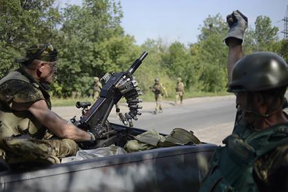 Россия призвала ОБСЕ добиться от Украины мира в Донбассе