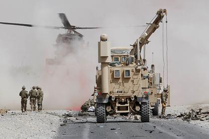 Страны НАТО решили начать вывод войск из Афганистана