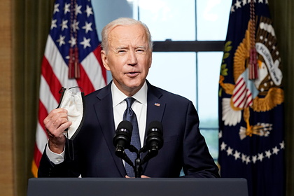 Байден подтвердил вывод американских войск из Афганистана