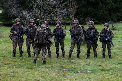 В Германии рассказали о подготовке НАТО к устрашению России