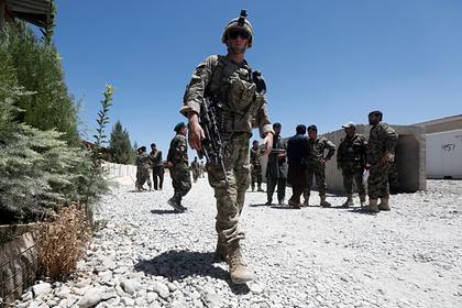 Военные США захотели остаться в Афганистане