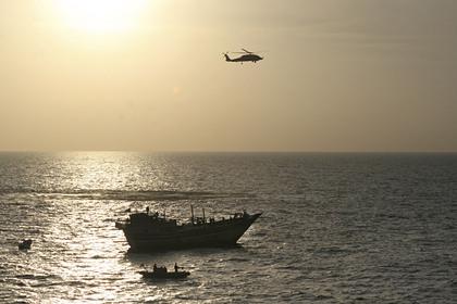 Попавшего в плен к пиратам в Гвинейском заливе россиянина освободили