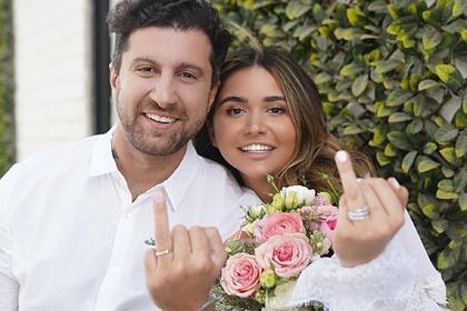 Амиран Сардаров и Мариам Тилляева