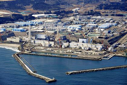 Китай предложил японским чиновникам попить воды с «Фукусимы»