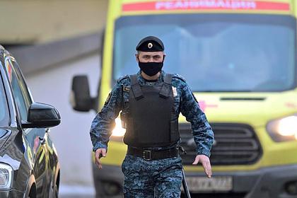 Обвиняемого в госизмене российского профессора госпитализировали