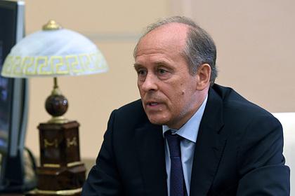 Глава ФСБ России обвинил спецслужбы других стран в поддержке террористов