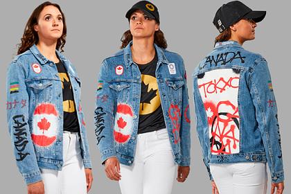 Форму иностранных спортсменов на предстоящей Олимпиаде высмеяли в соцсетях